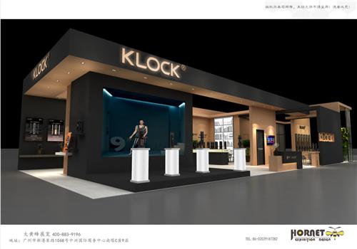 CLOCK-展览设计搭建