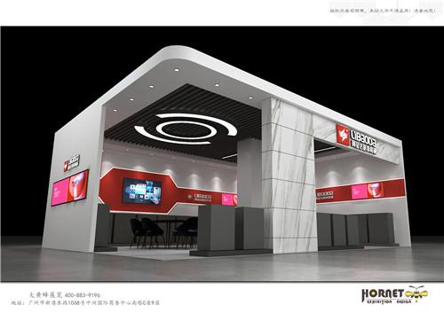 企业展厅设计-利宝达