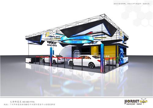 展台设计搭建-通宝停车